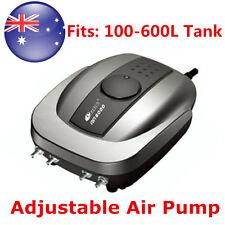640L/H Aquarium fish tank ultra-quiet adjustable air pump Low Noise4 Outlets