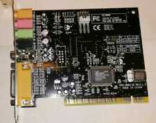 Trust Soundkarte 5.1 SC3000 PCI Sound Maker Mpb-000138 Rev.1.2