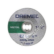 "Dremel EZ541GR 1-1/2"" EZ Lock Grinding Wheel -- Pack of 2"