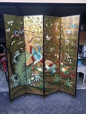 Ornate Oriental Room Divider Large Furniture