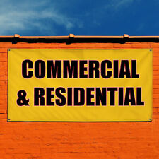 Vinyl Banner Sign Commercial Amp Residential Outdoor Marketing Advertising Yellow
