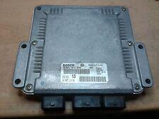 PEUGEOT Citroen Bosch Immo ECU IMMOBILIZZATORE rimosso OFF 0281010808 9644721080 13