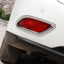 2010- 2015 For Lexus RX270 RX350 RX450 ABS Chrome Rear Fog light cover trim 2PCS