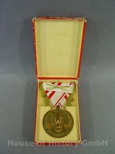 113637, Österreich, Kriegs Erinnerungsmedaille `Für Österreich 1914-1918`, Etui