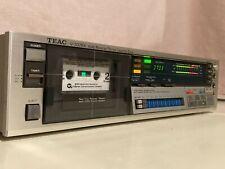 Vintage Teac V-707Rx cassette deck (Made in Japan)