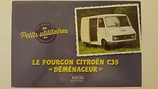 Atlas - Fascículo SOLO del Camioneta Citroën C35 Mover