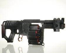 Custom Painted NERF Doominator Zombie Strike Pump Dart Gun Blaster Cosplay