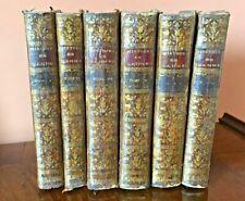 """1763 - MALLET """" HISTOIRE de DANNEMARC """"  6 VOLUMI  - dall'antichità al 1559"""