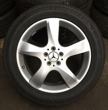 4 Mercedes-Benz Sommerräder 255/50 R19 103W R-Klasse W251 A2514013902 RDK NEU