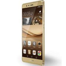 "New Huawei P9 Plus Gold 64GB 4GB Ram NFC 12MP GPS 5.5"" WiFi Unlocked Smartphone"