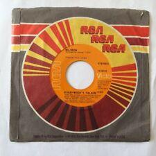 EVERYBODY'S TALKIN' / RAINMAKER / NILSSON/ 1969 RCA 74-0161/ VG