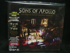 SONS OF APOLLO Live With The Plovdiv Psychotic Symphony JAPAN 3CD Dream Theater