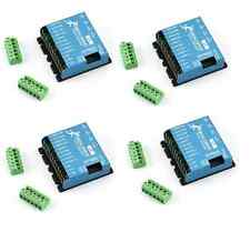 4 pcs Geckodrive G320X,  Servo Motor Drivers, made in USA