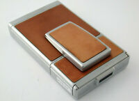 POLAROID SX-70 type 1 silver brown silbern braun classic Kult iconic TESTED /20K