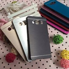 Luxury Ultra Thin Aluminium Metal Hard Back Skin Case Cover for Samsung Galaxy