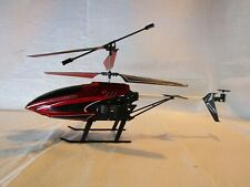 Protocol Halcyon 3.5 Channel Remote Control Helicopter (Used-Parts)