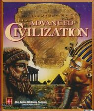 ADVANCED CIVILIZATION AVALON HILL PC +1Clk Windows 10 8 7 Vista XP Install