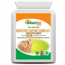 Digestive Enzyme Complex 90 with Betain,HCL, Bromelain,Papain,Lipase, Protease