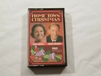 Home Town Christmas Bing Crosby Kate Smith Cassette 1986, RCA