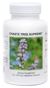 Supreme Nutrition Chaste Tree Supreme, 90 Pure Vitex 430 mg Capsules