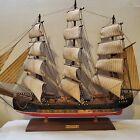 Replica Fragata Espanola 1780 Spanish Warship Sail Boat 18th Century