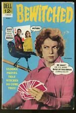 BEWITCHED #4 VERY GOOD- 3.5 1966 DELL