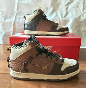 Nike Dunk High Bodega Legend Size 9.5 (Confirmed Order) CZ8125-200