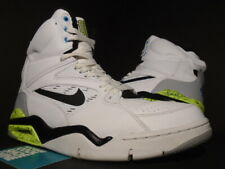 NIKE AIR COMMAND FORCE 180 270 BILLY HOYLE WHITE BLACK GREY VOLT 684715-100 10.5