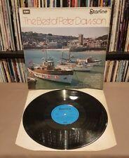 PETER DAWSON The Best Of Vinyl L.P - UK MONO A1/B1 - MRS 5169 - Waltzing Matilda