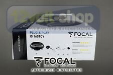 Focal IS165TOY TOYOTA/LEXUS plug&play 6.5''(165mm) 2way Component Set 2x120W MAX