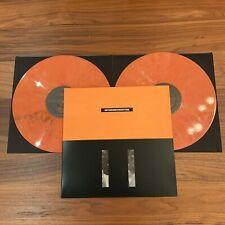 Nitzer Ebb Showtime 2LP Deluxe Collectors Edition Orange Vinyl 6 Bonus Tracks