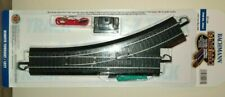 Bachmann 44461 EZ Track STEEL/Black Roadbed Remote LH Electric Turnout NIB