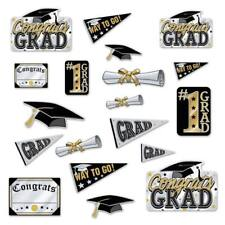 Graduation Cutout Set 20 pack Graduation Party Supplies and Decorations