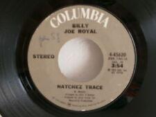 BILLY JOE ROYAL Natchez trace / child of mine 4-45620