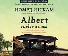 El Viaje de Albert a Case (Carrying Albert Home) by Homer Hickam (2016, CD,...