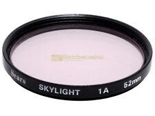 52mm. filtro Skylight 1A Sears. Sky light filter.