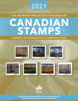 Unitrade 2021 Specialized Catalogue of Canadian Stamps - *NO TAXES* - BRAND NEW