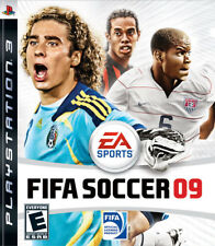 FIFA Soccer 2009 PS3 New Playstation 3