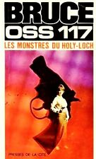 OSS 117 // Les monstres du Holy Loch // Jean BRUCE // Espionnage