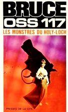 OSS 117 // Les monstres du Holy Loch // Jean BRUCE // Espionnage