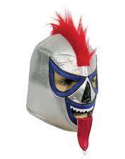 Demon Mens Adult Funny Luchador Costume Wrestling Fighter Mask