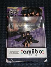 NEW Nintendo Amiibo BLACK DARK PIT Kid Icarus WiiU Super Smash Bros Figure JAPAN