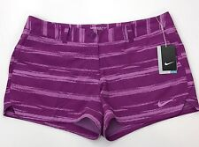 Nike Tour Performance Dri Fit Shorty Golf Shorts Sz 14 Bold Berry Violet NEW