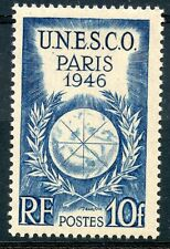 STAMP / TIMBRE FRANCE NEUF N° 771 **  UNESCO PARIS 1946