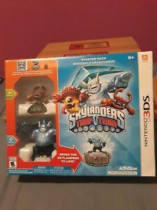 Nintendo 3ds Skylanders trapteam New In Box And Sealed (American Version)