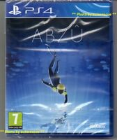 ABZÛ  ABZU 'New & Sealed'   *PS4(Four)*