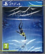 ABZÛ  ABZU 'New & Sealed'   *PS4(Four)*