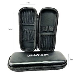 Hard Case Holder Carry Pouch Zip Storage Bag Box Accessory Medium