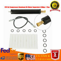 35Mpa Air Filter Compressor Oil-water Separator High Pressure Pipe Cylinder NEW