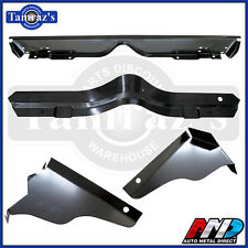 68-72 Nova Rear Trunk Floor Cross Rail & Front Brace & L&R Filler Extension AMD